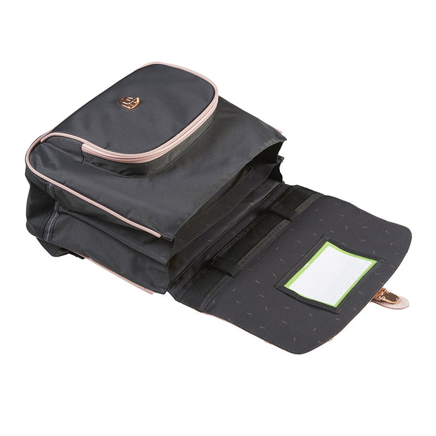 TANN'S Cartable 38 cm Blush Bronze INTERIEUR