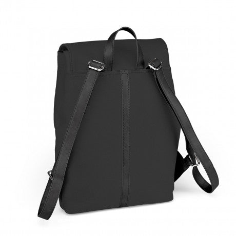 "Sac a dos Copenhagen ""all Black"" KAPTEN AND SON COTE"