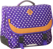 Cartable 38 cm Snowball 65138 Violet face