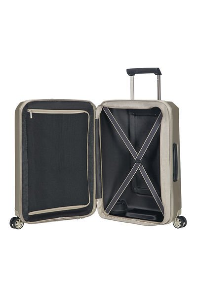 Valise cabine SAMSONITE extensible Prodigy 74771/1173 OUVERT