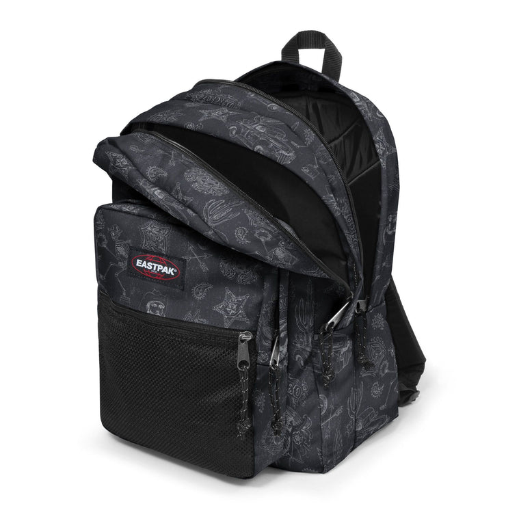 Sac à dos EASTPAK Pinnacle West Black INTERIEUR