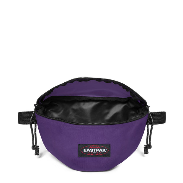 Banane EASTPAK SPRINGER Prankish Purple ouvert