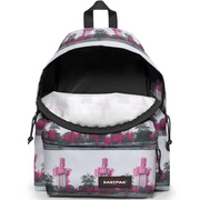 Sac à dos EASTPAK PADDED PAK'R Urban Pink OUVERT