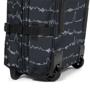 Sac trolley EASTPAK TRANVERZ M TSA Beat black