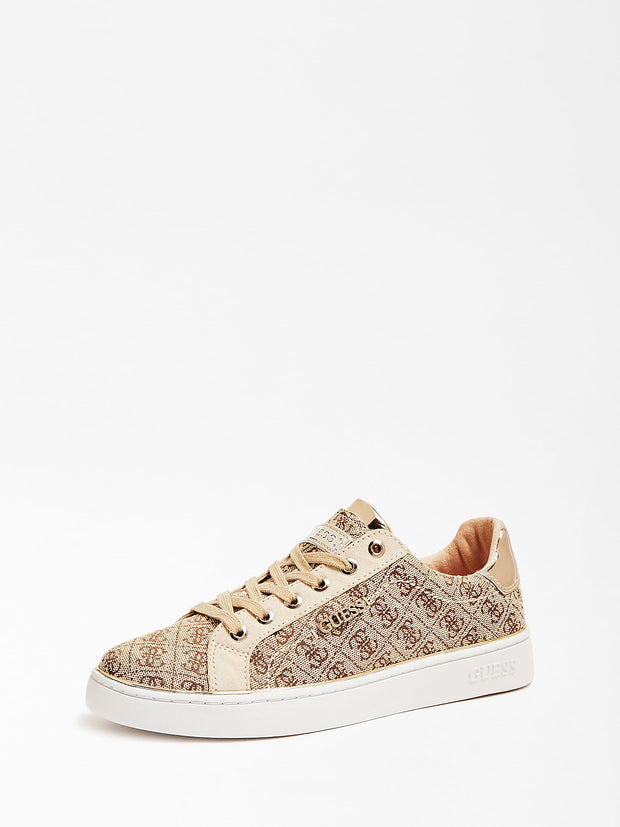 SNEAKER GUESS IMPRIME LOGO BECKIE
