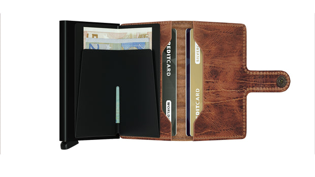 Miniwallet DUTCH MARTIN Secrid WHISKEY