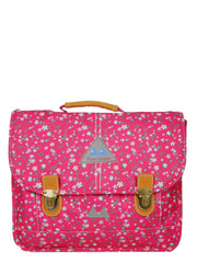 Cartable Poids Plume 35 cm Liberty Rose FACE