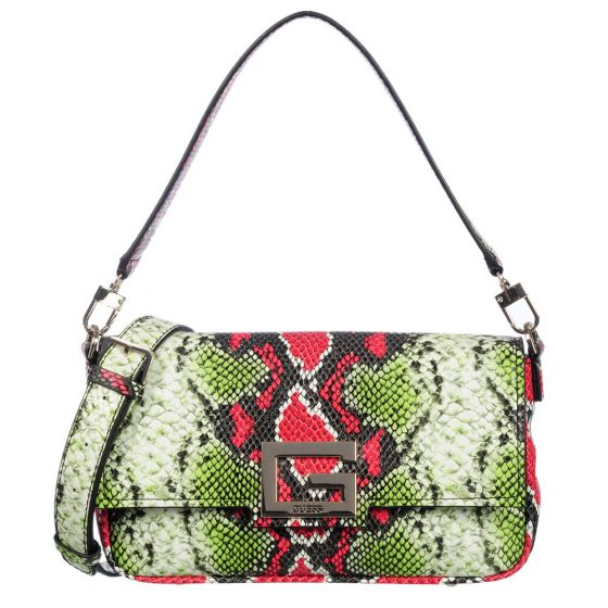 SAC GUESS IMPRIMER BRIGHTSIDE WATERMELON