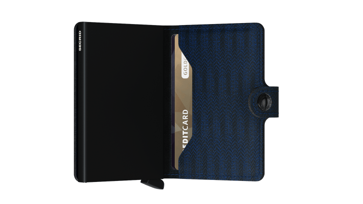 Miniwallet Secrid dash navy