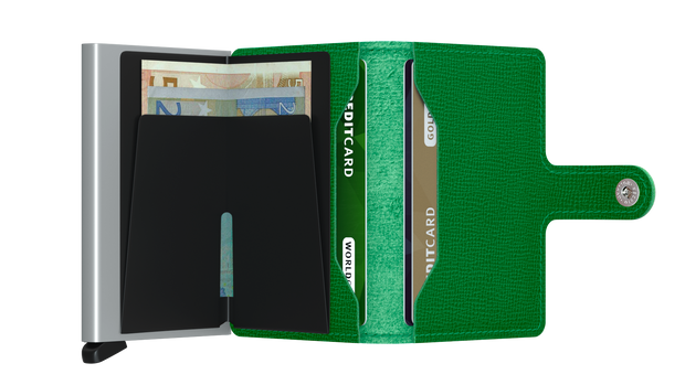Miniwallet Secrid Crisple Apple