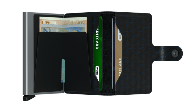Miniwallet Original Secrid  Optical-Black
