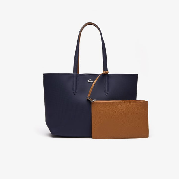 Sac Cabas Lacoste Réversible NF2142AA-B50 face