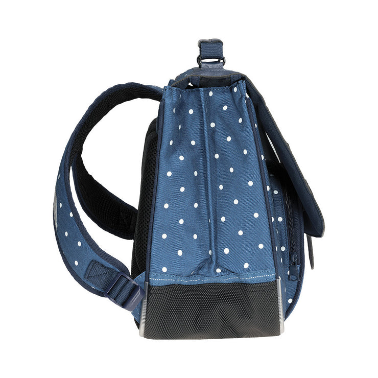 Cartable Tann's 38 cm Les Fantaisies Angèle Denim