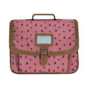 Cartable Tann's 38 cm Les Fantaisies Swann Rose
