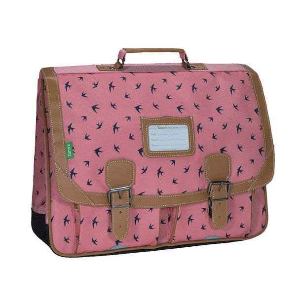 "Cartable Tann's 41"" Les Fantaisies Swann Rose"