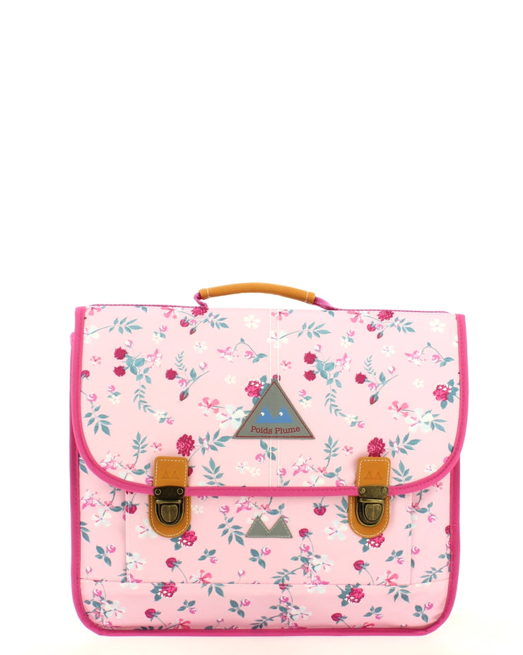 Cartable Poids Plume 38 cm LIB153821-Liberty-ROSE face
