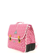 Cartable Poids Plume 38 cm TRI153824-Triangles-ROSE profil