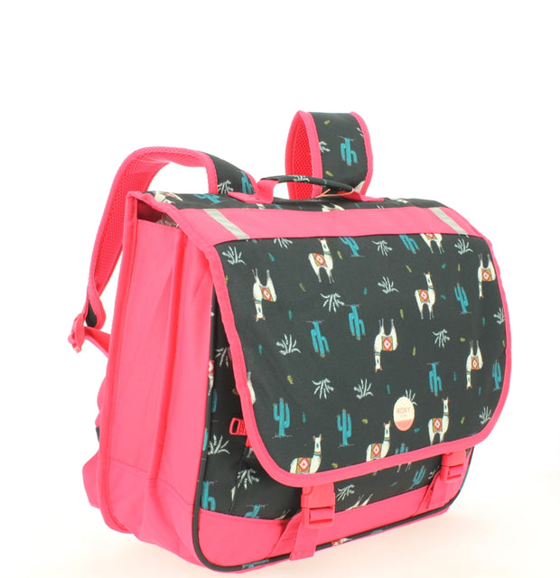 Cartable Roxy Green Monday KVJ7 coté