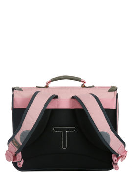 TANN'S Cartable Blush 38cm Poudré