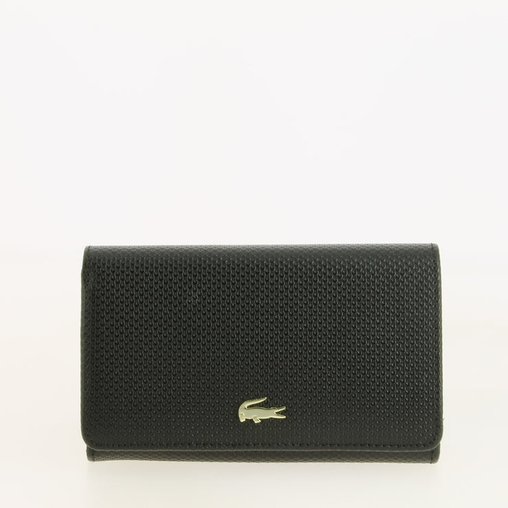 Compact all in one LACOSTE L ZIP Cuir NF2251CE-000 face