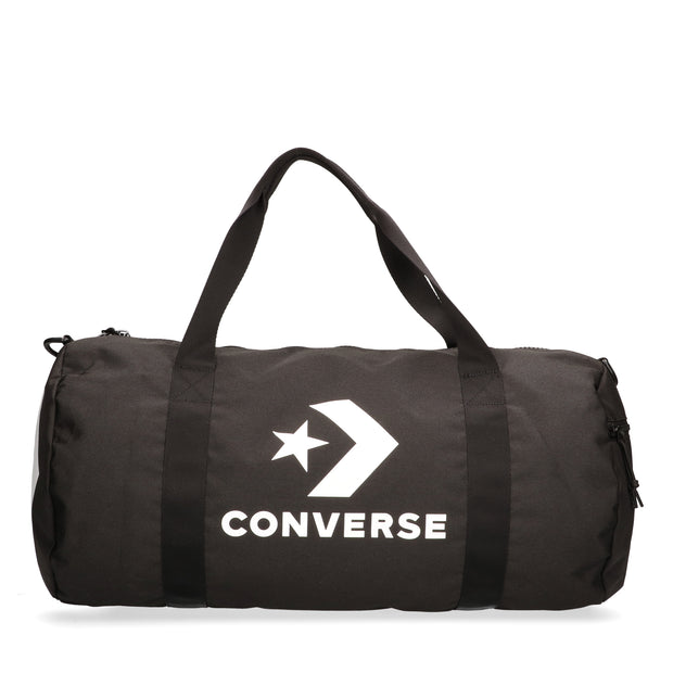 Sac de sport Converse all star noir FACE
