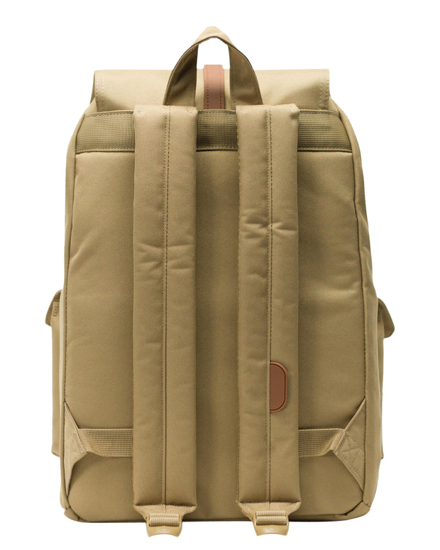 sac a dos HERSCHEL Dawson X Kelp Saddle Brown dos
