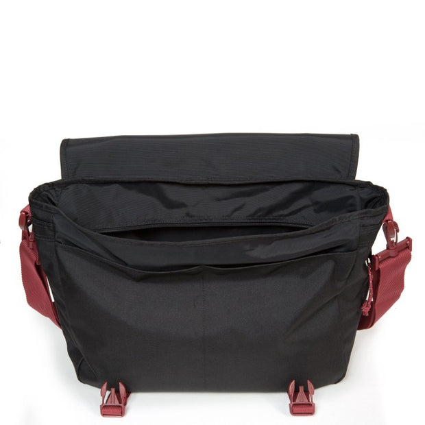 Sac Eastpak Delegate Black Red INTERIEUR