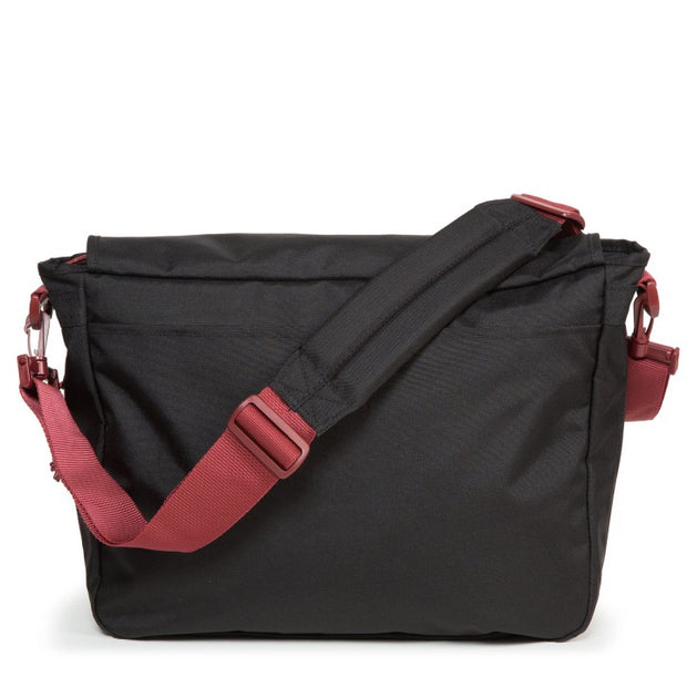 Sac Eastpak Delegate Black Red DOS
