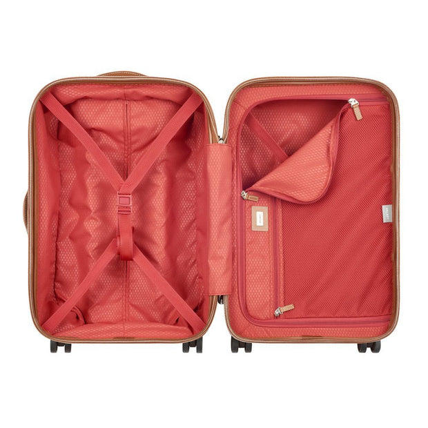 Valise cabine DELSEY Chatelet Air Zip Securitech