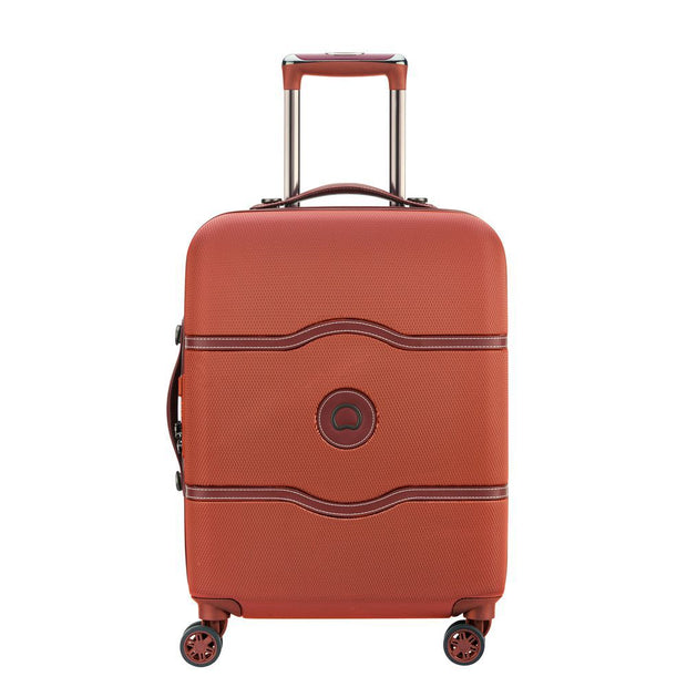 VALISE CABINE DELSEY Chatelet Air Slim TERACOTTA 55CM