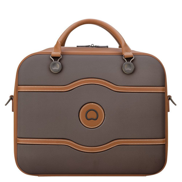 DELSEY CHATELET AIR 48H CHOCOLAT FACE
