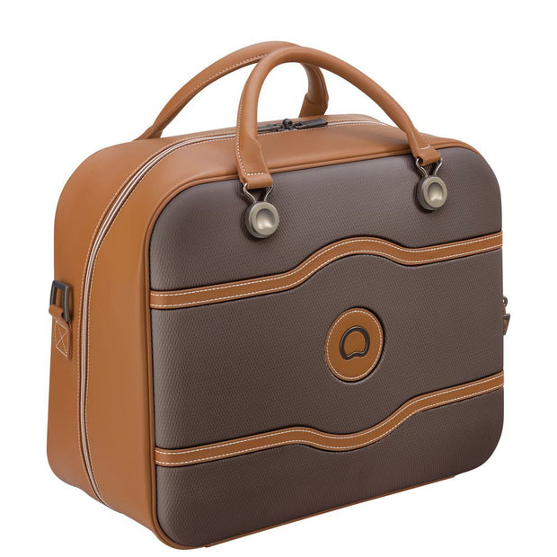 DELSEY CHATELET AIR 48H CHOCOLAT COTE