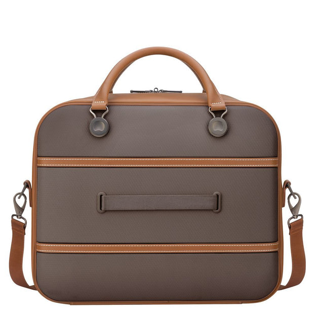DELSEY CHATELET AIR 48H CHOCOLAT DOS