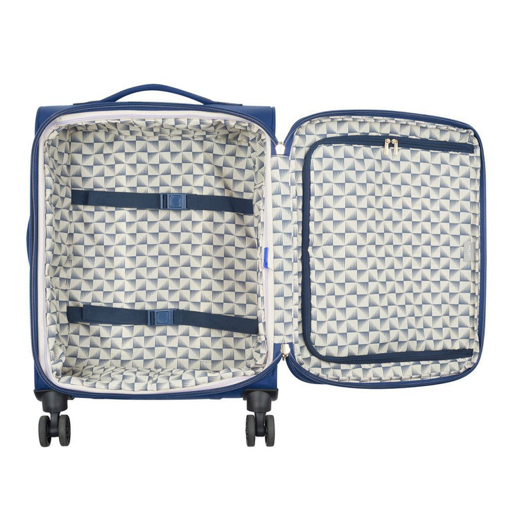 DELSEY_MONTROUGE_VALISE_CABINE_BLEUE