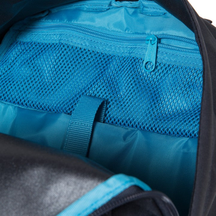 Sac à dos out office Eastpak navy aqua INTERIEUR