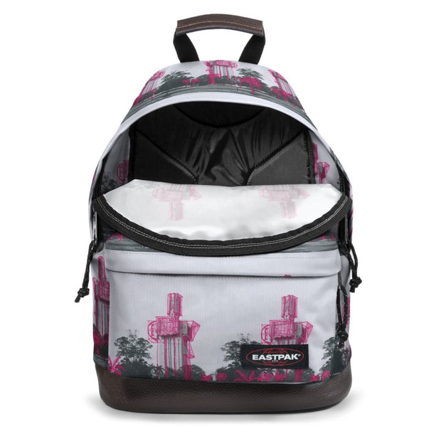 Eastpak wyoming urban pink ouvert