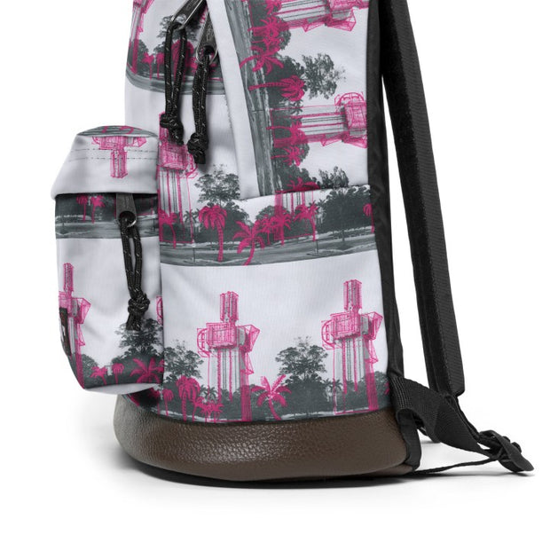 Eastpak wyoming urban pink profil