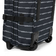 Sac trolley EASTPAK TRANVERZ M TSA Chatty Lines ROUES