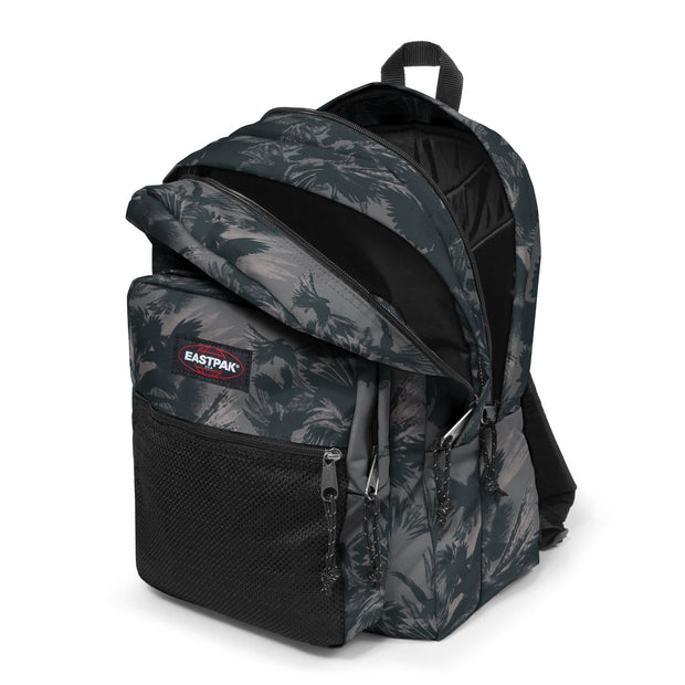 Sac à dos EASTPAK Pinnacle Dark Forest Black INTERIEUR