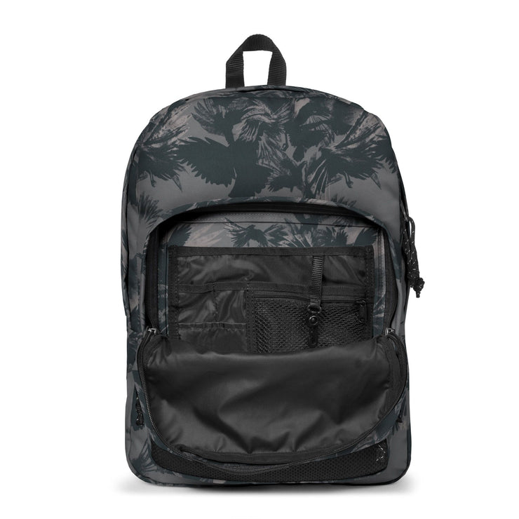 Sac à dos EASTPAK Pinnacle Dark Forest Black DEVANT