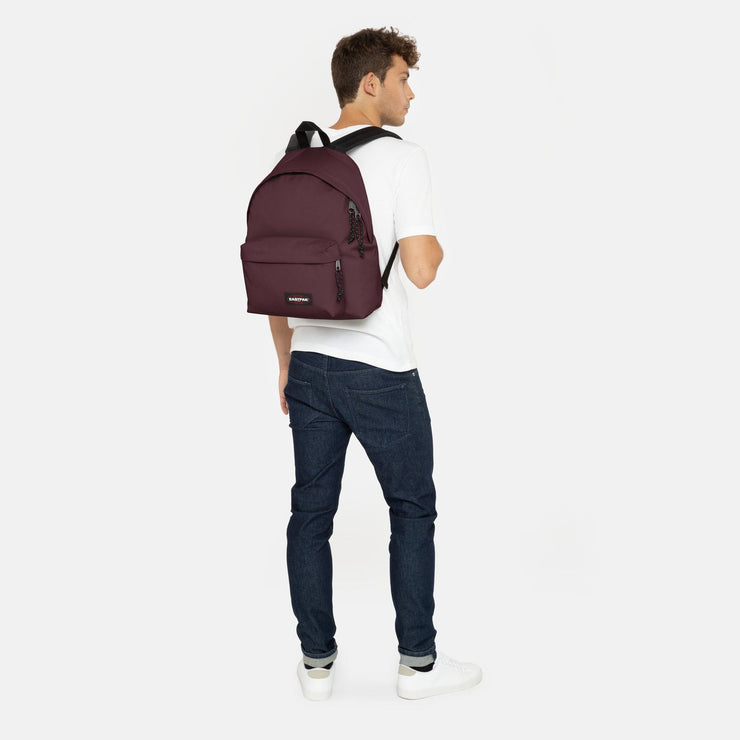 Sac à dos EASTPAK PADDED PAK'R Punch Wine PORTE