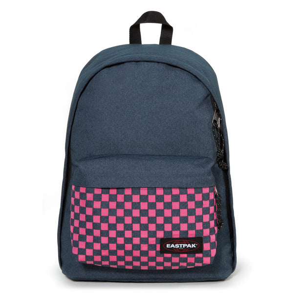 Sac à dos Eastpak Out Of Office Pink Weave FACE