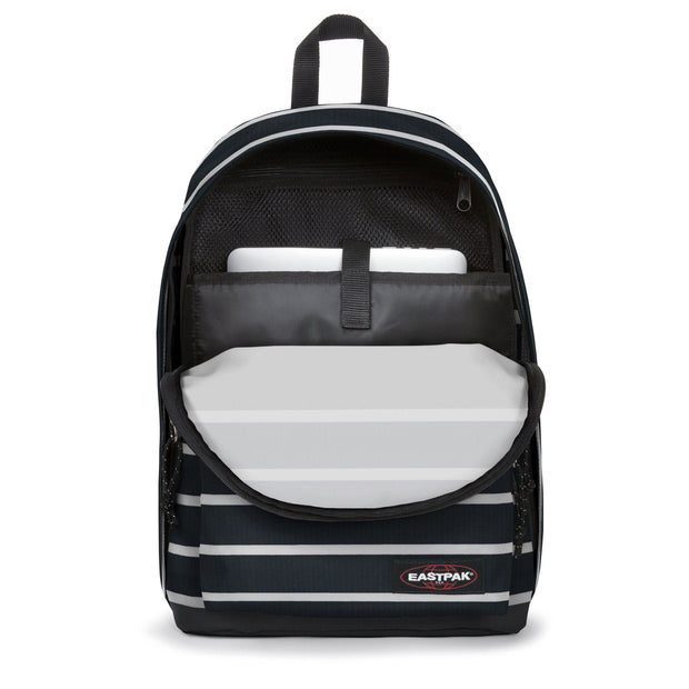 Sac à dos Eastpak Out Of Office Slines Black OUVERT