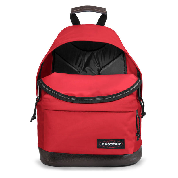 Sac à dos Eastpak wyoming Risky Red ouvert