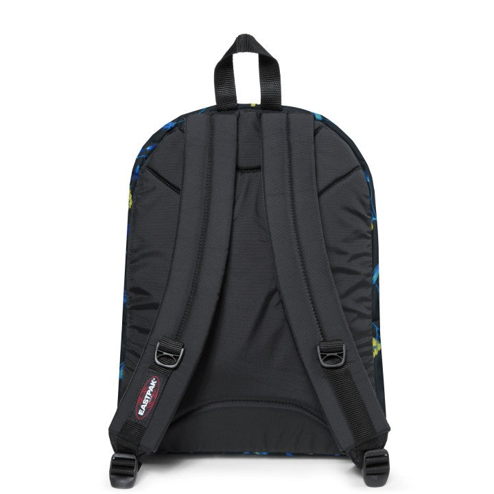 EASTPAK Pinnacle glow black DOS