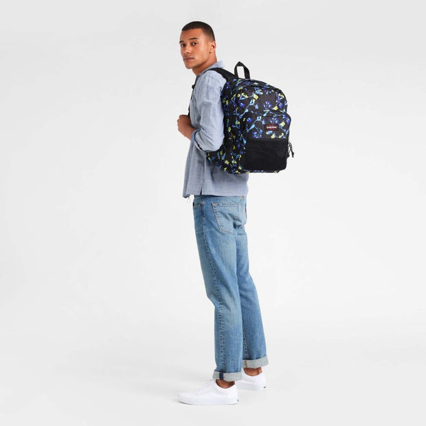 EASTPAK Pinnacle glow black PORTE