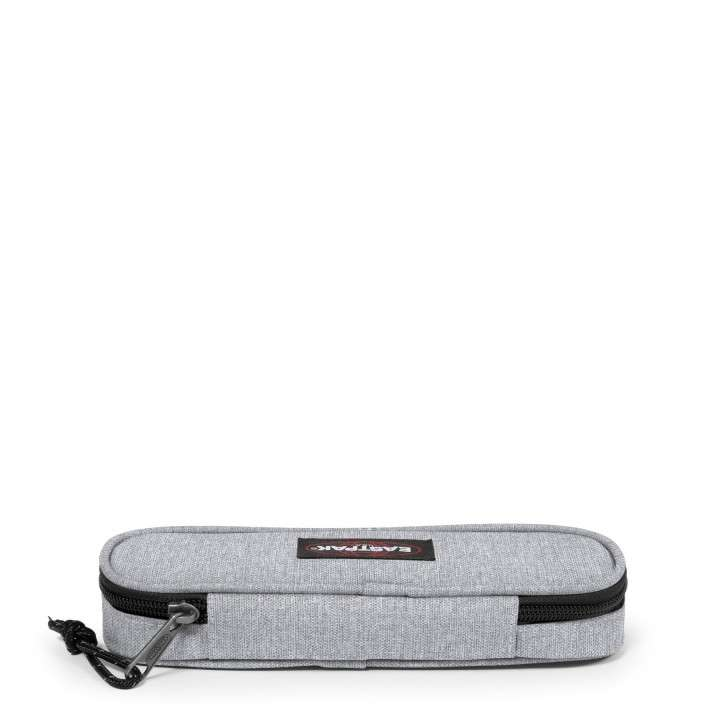Trousse EASTPAK Oval Sunday Grey profil