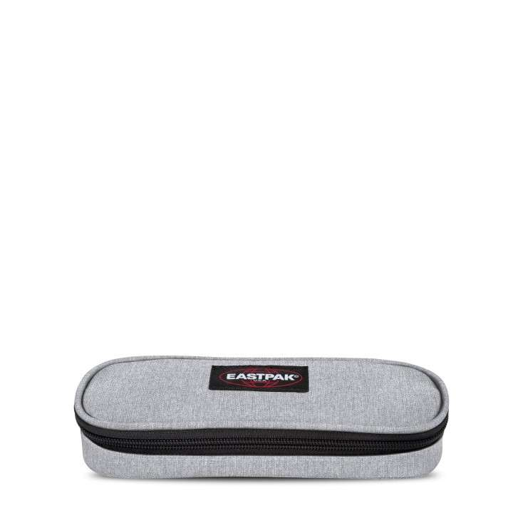 Trousse EASTPAK Oval Sunday Grey face