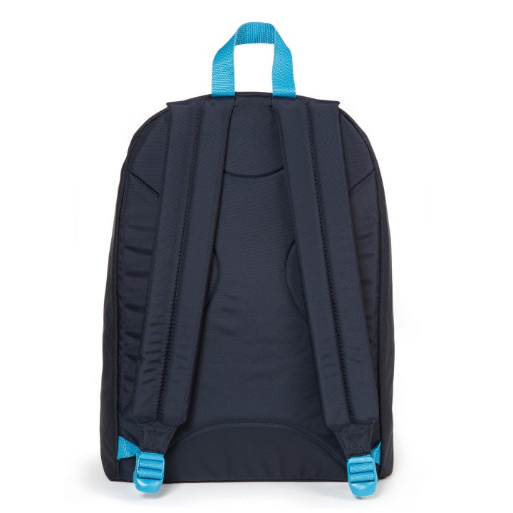 Sac à dos out office Eastpak navy aqua DOS