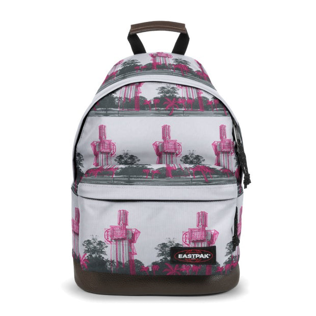 Eastpak wyoming urban pink face
